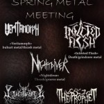 SPRING METAL MEETING